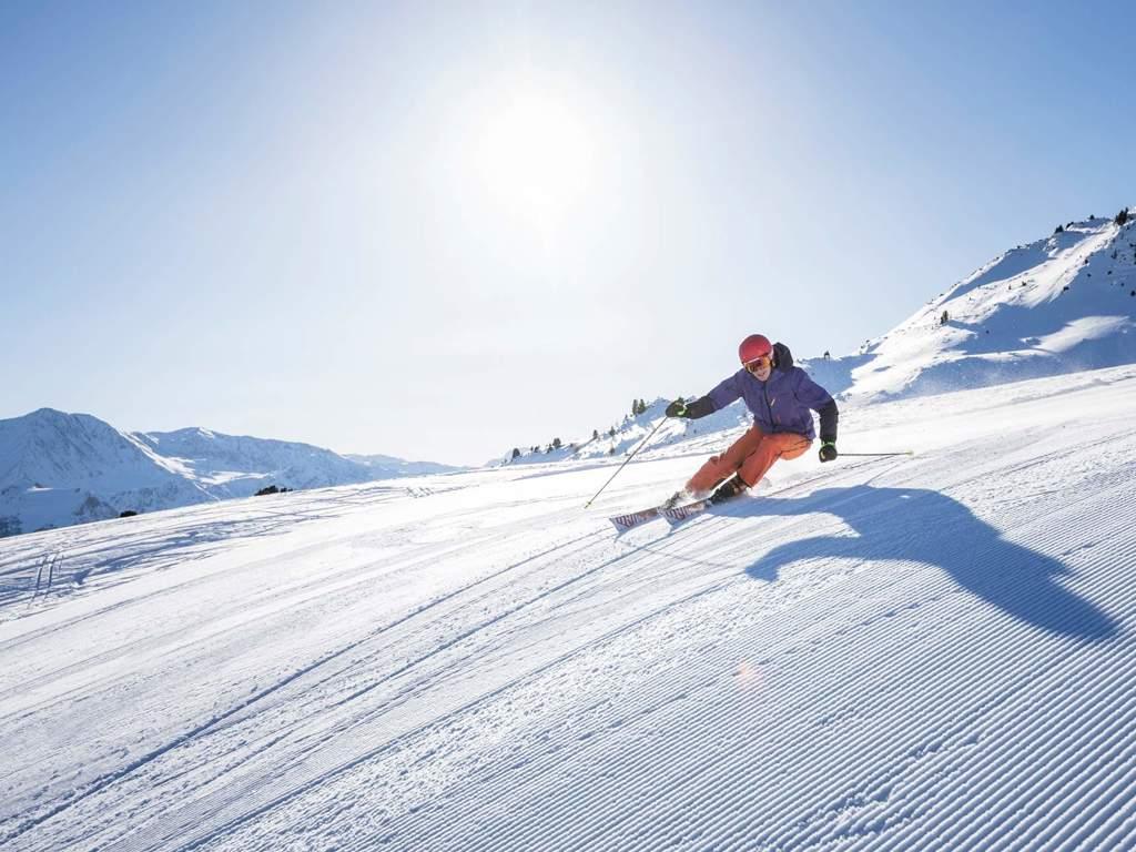 Südtirol Skifahren