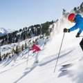 Winter in der Ferienregion Reschenpass