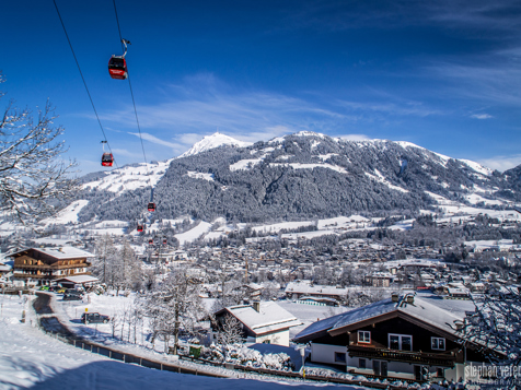 Winter in Kitzbühel