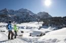 Winter - Kurztripp ( ohne Skipass )