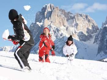Winterspaß für Familien