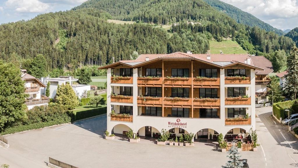 Wirtshaushotel Alpenrose