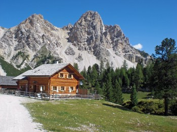 World Natural Heritage Dolomites