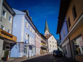 Zentrum von Mühlbach