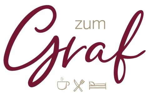 """""""Zum Graf"""" Klein Fein Hotel & Restaurant Logo"""