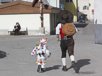 Zusselrennen in Prad